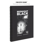 Midnight Black Media Pads by Creative Mark
