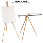 Millbrook All Media Wood Field Easel