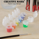 Paint Cup Strips by Creative Mark
