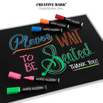 Wipe-Kleen Liquid Chalk Marker Sets by Creative Mark