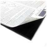 "Crescent 8x10"" Black Perfect Mount Self-Adhesive Board Single Thick"