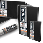 Crescent RENDR® Sketchbooks Pads And Rolls