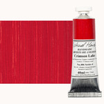 Michael Harding Handmade Artists Oil Color 40ml - Crimson Lake