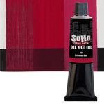 SoHo Urban Artist Oil Color 170 ml Tube - Crimson Red