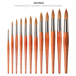 Da Vinci Cosmotop Mix F Synthetic Watercolor Brushes