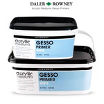 Daler-Rowney Gesso Primers 32oz & 128oz
