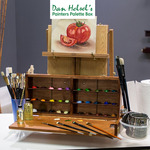 Dan Helsel Easel Palette Box and Palette Replacements