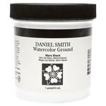Daniel Smith Watercolor Ground Mars Black 16oz