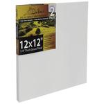 "Davinci Pro Panel 6mm Dual Texture Panel 12X12"" 2-Pack"