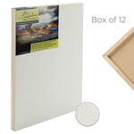 "Da Vinci Pro Resist-Grip Textured Gesso Panels 3/4"" Panels (Box of 12) 4x6"""