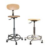 Da Vinci Air-Lift Artist Chair & Stool