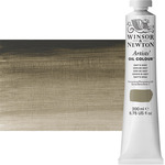 Winsor & Newton Artists' Oil Color 200 ml Tube - Davy's Grey