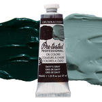 Grumbacher Pre-Tested Oil Paint 37 ml Tube - Davy's Grey