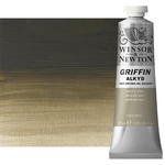 Griffin Alkyd Fast-Drying Oil Color 37 ml Tube - Davy's Grey