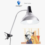 Daylight Clip On Easel Lamp