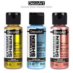 DecoArt Extreme Sheen Metallic Paints