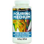 Decoart Acrylic Paint 16oz Pouring Medium
