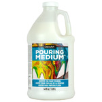 Decoart Acrylic Paint 64oz Pouring Medium
