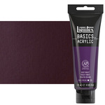 Liquitex Basics Acrylic Paint Deep Violet 4 oz