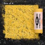Box of 4 Soho Jumbo Street Pastels Deep Yellow Ochre