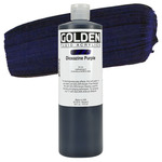 Golden Fluid Acrylic 16 oz Bottle - Dioxazine Purple