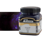 Matisse Structure Acrylic 250 ml Jar - Dioxazine Purple