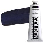 GOLDEN Heavy Body Artists' Acrylics Dioxazine Purple 5 oz