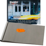 "SoHo Urban Artist Grey Toned Disposable Palette Pad 9x12"" 40 Sheets"