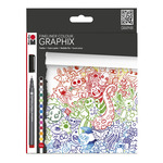 Marabu Graphix Fineliners Pen Sets