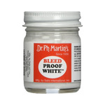 Dr. Ph. Martin's Bleed Proof White 1 oz. Jar