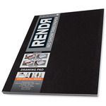 "Crescent Rendr No Show Thru Drawing Pad 9x12"" (24 sheets)"