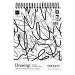 Fabriano Studio Mega Pad 9x12 Drawing 80lb 150-Sheet