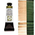 Daniel Smith Extra Fine Watercolors - Duochrome Saguaro Green, 15 ml Tube