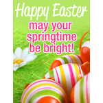 Easter Art eGift Card - May Your Springtime be Bright - electronic gift card eGift Card