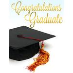 Graduation - Black Graduation Cap eGift Card