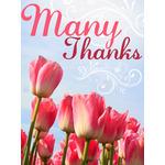 Thank You Art eGift Card - Many Thanks eGift Card