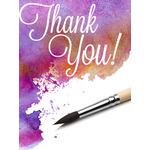 Thank You Art eGift Card - Watercolors eGift Card