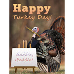 Thanksgiving Art eGift Card - Turkey Day - electronic gift card eGift Card