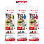 Edding 4600 Textile Pens