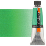 Cobra Water-Mixable Oil Color 150 ml Tube - Emerald Green
