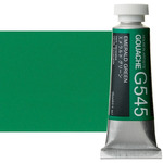 Holbein Artists' Gouache 15 ml Tube - Emerald Green