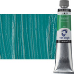 Royal Talens Van Gogh Oil Color 200 ml Tube - Emerald Green