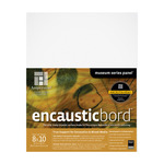 "Ampersand Encausticbord 1/4"" Flat Panel 8x10"""