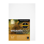 "Ampersand Encausticbord 1/8"" Flat Panel 3-Pack 5x7"""