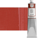 LUKAS Studio Oil Color 200 ml Tube - English Red