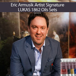 Eric Armusik Signature LUKAS 1862 Artist Oil Paint Sets