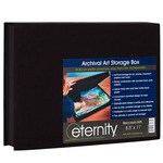 Eternity Archival Clamshell Art Storage Box 8.5x11""