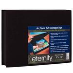 "Eternity Archival Clamshell Art Storage Box 9x12"""