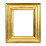 Artisan Frame 20x24in Gold European Style Frame