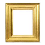 Artisan Frame 24x36in Gold European Style Frame